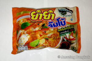 タイのインスタントラーメン