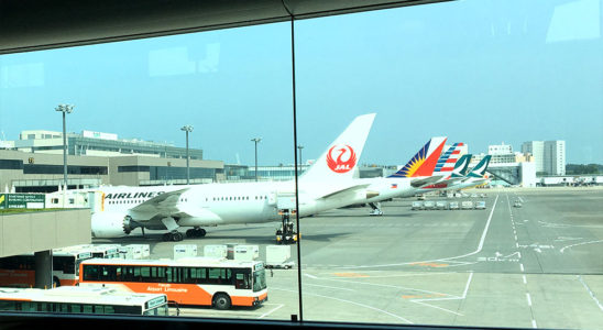 LCCを使ってバンコクに行く!朝便の成田空港出発までをレポート