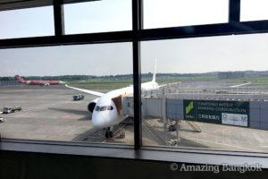 LCCを使ってバンコクに行く!朝便の成田空港出発をレポート