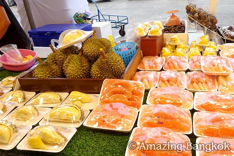タイの果物を食べる時の注意点