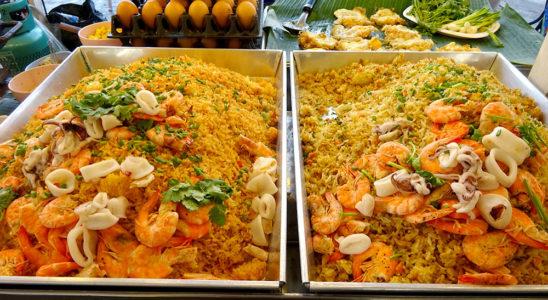 タイの「屋台」料理を楽しもう!