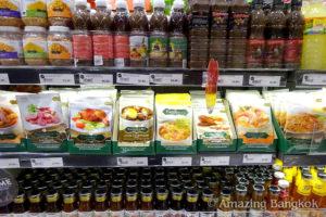 グルメマーケット タイのスパイス、調味料