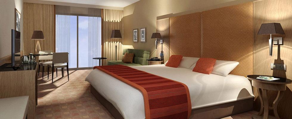 バンコクのホテル宿泊時の流れと注意事項