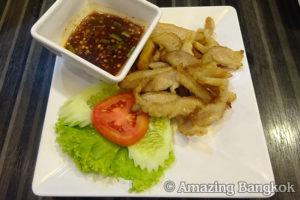 イサーン(タイ東北地方)料理 コームーヤーン