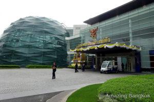 お土産の購入に最適!タイ最大の免税店「キングパワー・ランナム店」