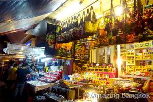 バンコクの市場は雑貨の宝庫 パッポン・ナイトマーケット