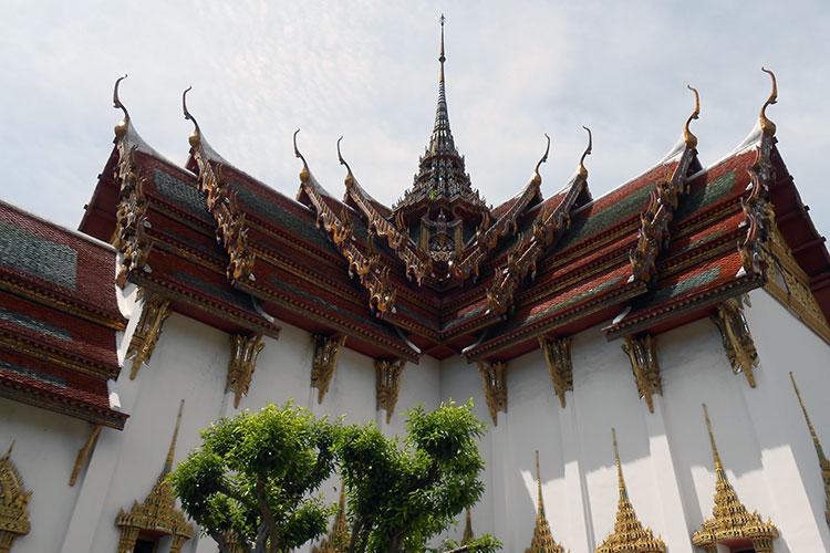 ドゥシットマハプラサート宮殿