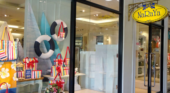 タイの定番土産、コットンバッグの店「ナラヤ」