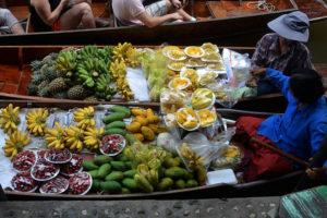 バンコクのオプショナルツアーの紹介 ダムヌン・ サドゥアック