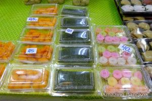 オートーコー市場 「お菓子」ゾーン