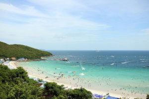 バンコクから行く、地方の有名観光地 ラーン島