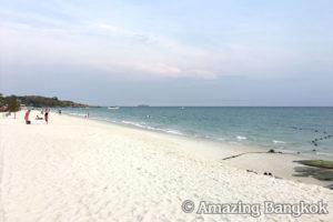 バンコクから行く、地方の有名観光地 サメット島