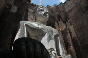 バンコクから行く、地方の有名観光地 スコータイ