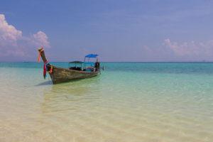 バンコクから行く、地方の有名観光地 サムイ島