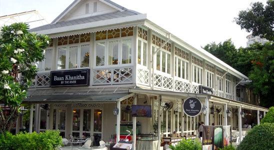 タイのレストランでの作法