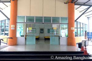 タイの乗り物ガイド ロットゥー 旧南バスターミナル