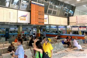 タイの乗り物ガイド ロットゥー 東バスターミナル
