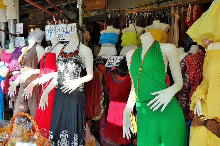 バンコクでの買い物のポイント