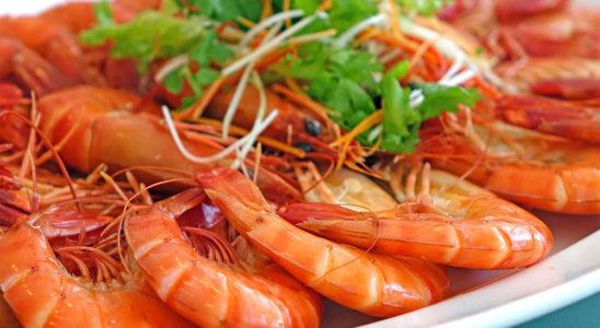 タイで食べたいエビ料理