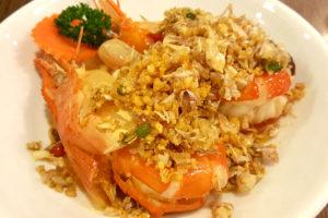 タイで食べたいエビ料理 クン・ガティアム
