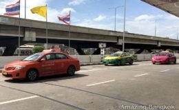 タクシー乗車時に使えるタイ語フレーズ