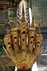 タイ仏教の神様 ナーク(蛇神・龍神)
