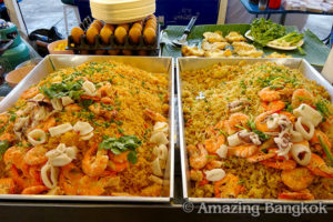 タイ料理レストランの種類 屋台