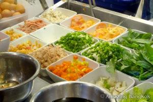 便利で美味しい「タイの食堂」注文食堂