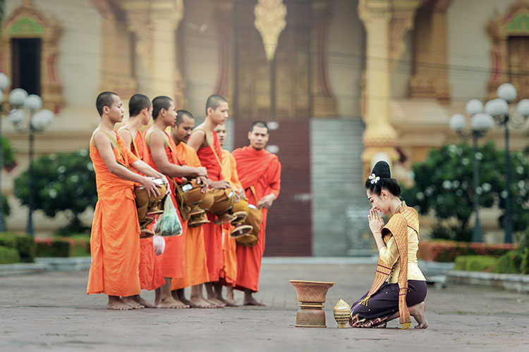 タイのマナー