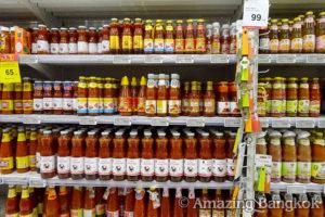 タイの調味料 スイートチリソース