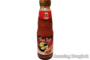 タイの調味料 タイスキソース