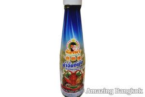 タイの調味料 シーフードソース