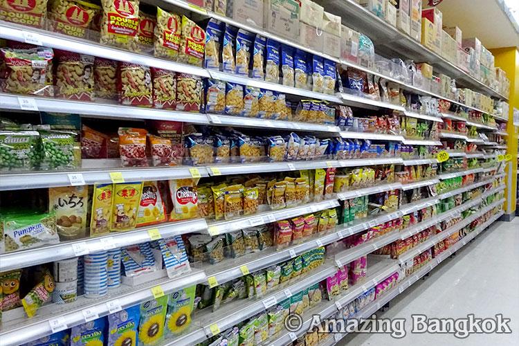 Thailand's supermarkets-Thailand's souvenir spot! ? Amazing