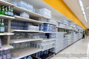 タイのスーパーマーケット テスコロータス