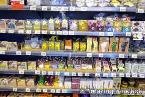 タイのスーパーマーケット トップス