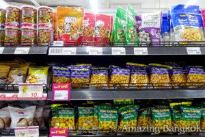 タイのスーパーマーケット マックスバリュ