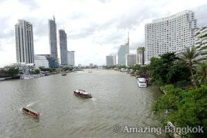 バンコクの交通事情 東洋のベニスバンコク