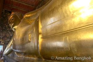 バンコクのオプショナルツアーの紹介 ワット・ポー